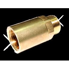 Клапан термозапорный, газ